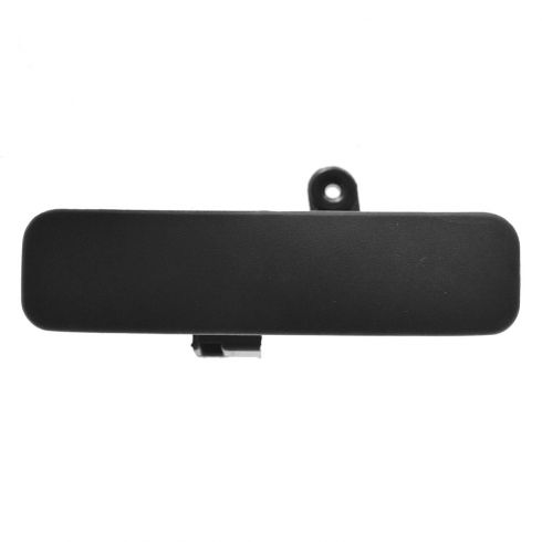 92-11 Ford Van Front Outside Textured Black Door Handle RF