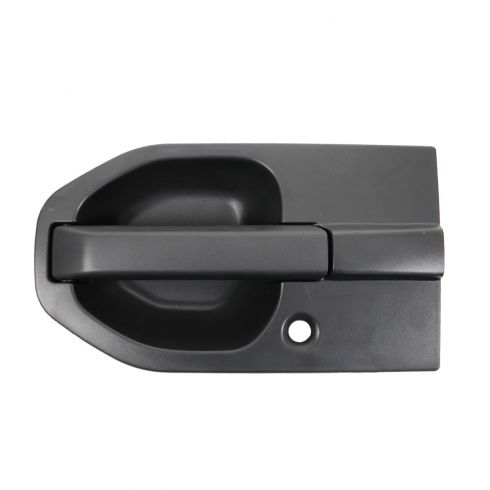 03-11 Honda Element Front Outside Textured Black Door Handle LF