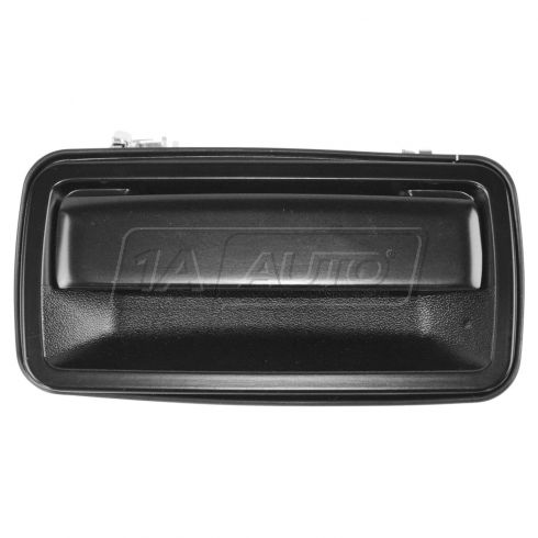 95-97 Chevy Blazer, GMC Jimmy; 96-97 Bravada Rear Outer Textured Black Door Handle RR