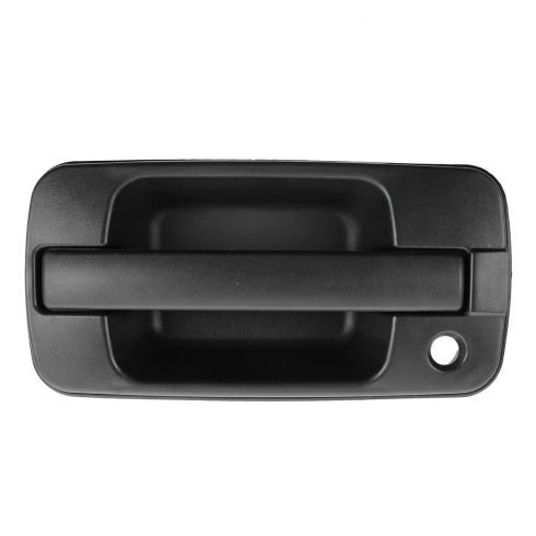96-99 Acura SLX; 98-02 Trooper Front Outer Textured Black Door Handle LF