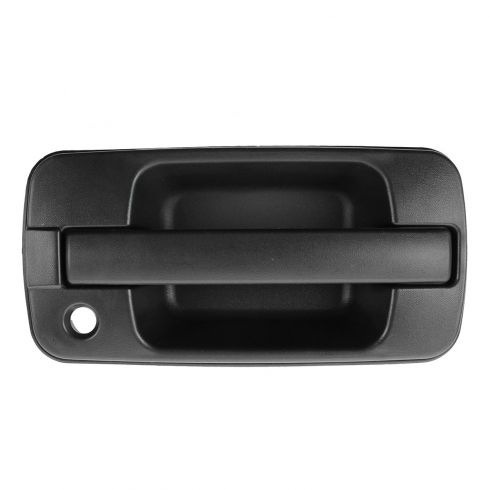 96-99 Acura SLX; 98-02 Trooper Front Outer Textured Black Door Handle RF