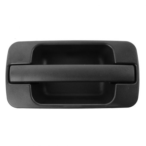 96-99 Acura SLX; 98-02 Trooper Rear Outer Textured Black Door Handle RR
