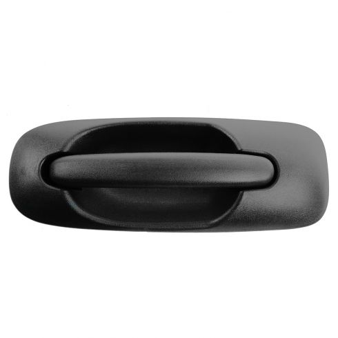 01-07 Chrysler Mini Van Rear Textured Black Sliding Door Handle (w/o Keyhole) LR