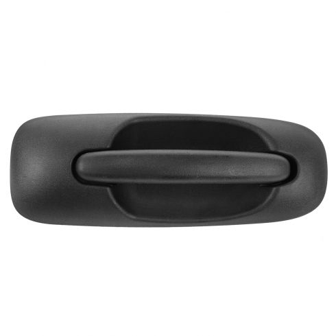 01-07 Chrysler Mini Van Front Outside Textured Black Door Handle (w/o Keyhole) RF