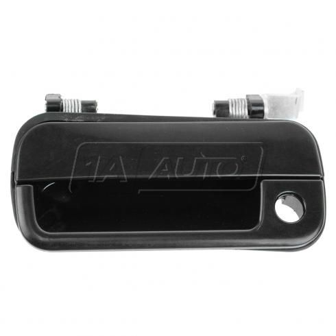 90-94 Hyundai Excel, Mitsubishi Precis Front PTM Outside Door Handle (w/Keyhole) LF
