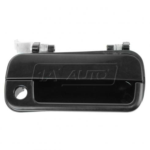 90-94 Hyundai Excel, Mitsubishi Precis Front PTM Outside Door Handle (w/Keyhole) RF