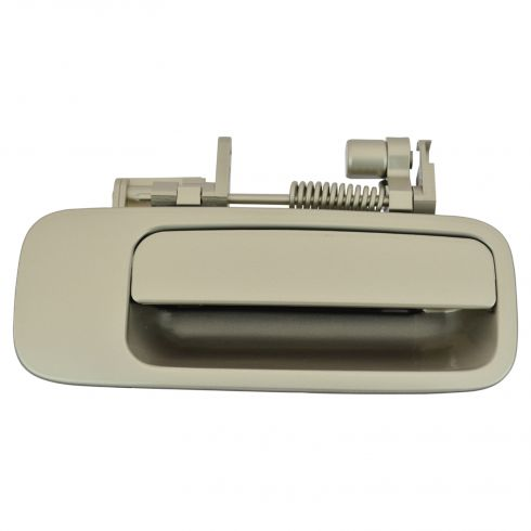 97-01 Toyota Camry, Lexus ES300 Rear Beige (4M9) Exterior Door Handle RR