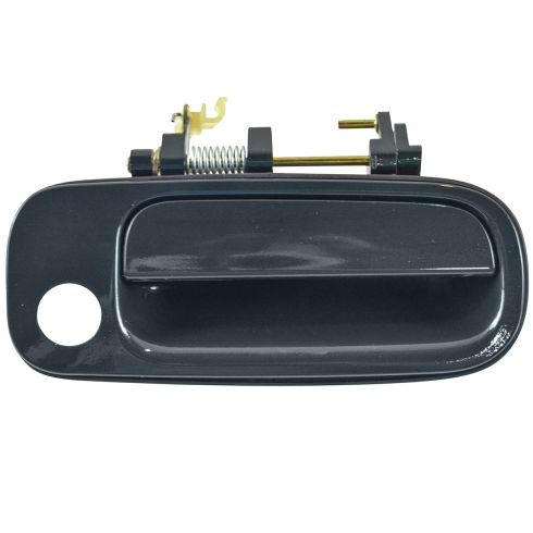 92-96 Toyota Camry Front Dark Green (6M1) Exterior Door Handle (w/Keyhole) RF