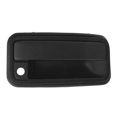 92-99 GM Suburban; 94-99 Tahoe; 92-99 Yukon Rear Cargo Door Outer Textured Black Handle RR