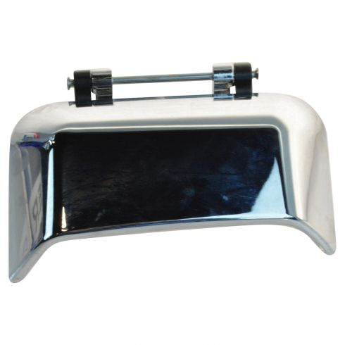 07-14 Compass Chrome Outside Door Handle LR