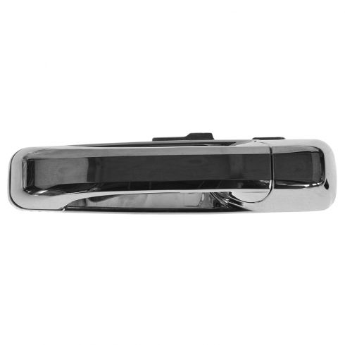 06-10 Jeep Commander; 05-10 Grand Cherokee Rear Chrome Outside Door Handle LR (Dorman)