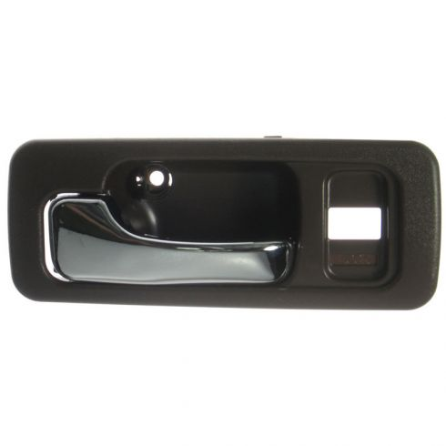 Brown 4 door with Power Locks Drivers Front Interior Door Handle