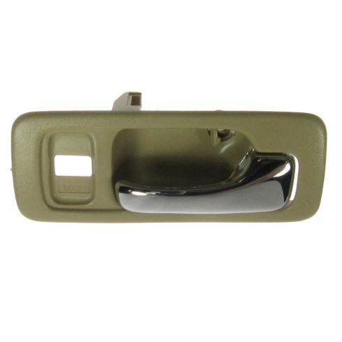 Door Handle Interior Beige Front Passenger Side