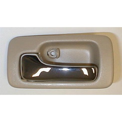 1990-93 Ivory 4 door with Manual Locks Drivers Front and Rear Interior Door Handle