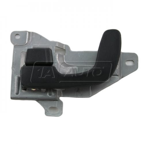 Black Interior Door Handle LH