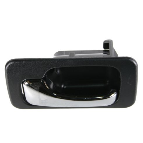 90-93 Honda Accord Door Handle Inside Manual lock Black LF