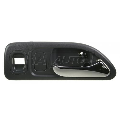 1994-97 Honda Accord Sedan Inside Door Handle Black RF