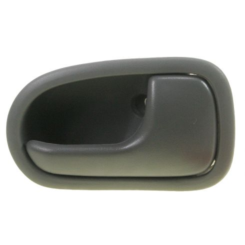 1995-03 Mazda Protege Gray Inside Door handle RF & RR