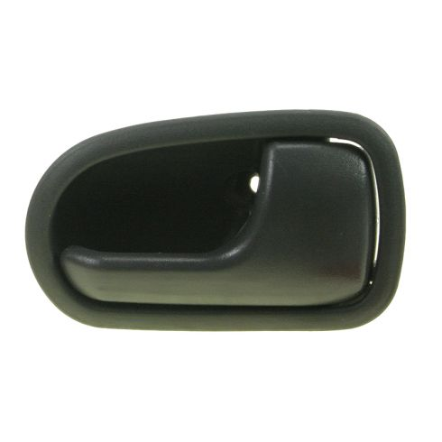 95-03 Mazda Protege Dark Gray Inside Door handle RF & RR