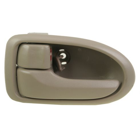 2000-06 Mazda MPV Beige Inside Door Handle LF