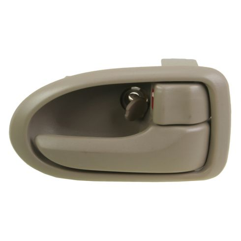 2000-06 Mazda MPV Beige Inside Door Handle RF