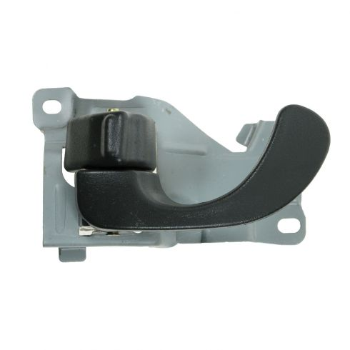 Door Handle Inside (Gray) FRONT or REAR Driver Side