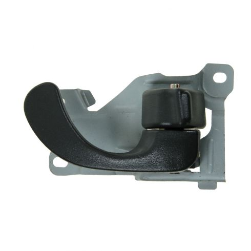 Door Handle Inside (Gray) FRONT or REAR Passenger Side