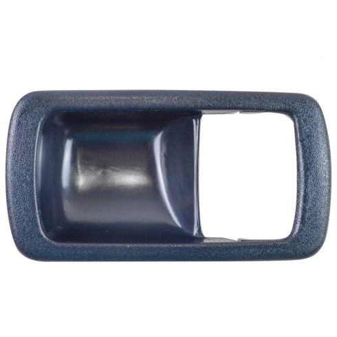 92-96 Toyota Camry Inside Door Handle Bezel Blue LF = LR