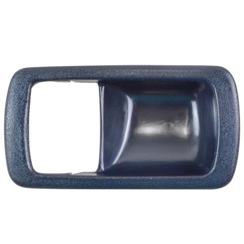 92-96 Toyota Camry Inside Door Handle Bezel Blue RF = RR