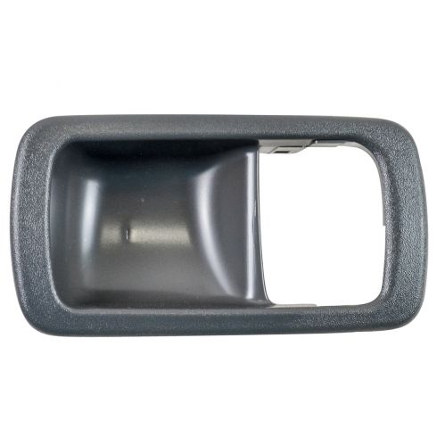 92-96 Toyota Camry Inside Door Handle Bezel Gray LF = LR