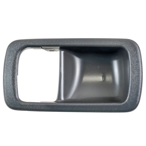 92-96 Toyota Camry Inside Door Handle Bezel Gray RF = RR