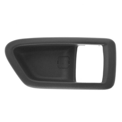 97-01 Toyota Camry Dark Gray Inside Door Handle Bezel RF = RR