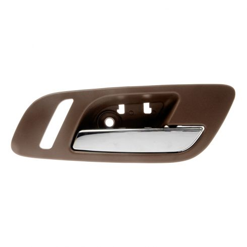 07-12 GM Full Size PU & SUV Front Door Inside Handle (Cashmere & Chrome) RF