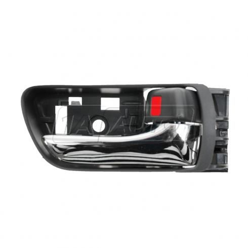 04-10 Toyota Sienna Chrome & Gray Front Door Inside Handle RF