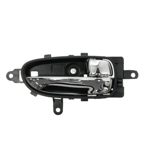 07-12 Nissan Altima, Altima Hybrid Inside Charcoal Door Handle RF = RR