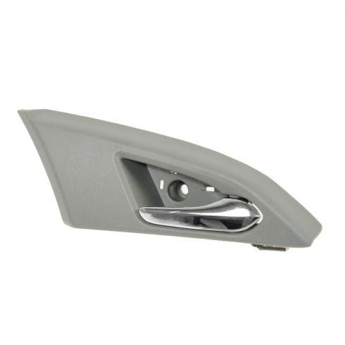 08-12 Cadillac CTS, CTS-V Sedan Front Inner Gray & Chrome Door Handle Repair Kit RF