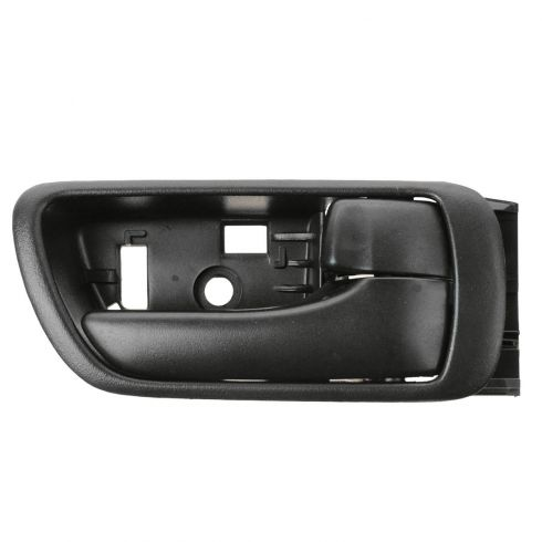02-06 Toyota Camry Black Inside Door Handle RF = RR