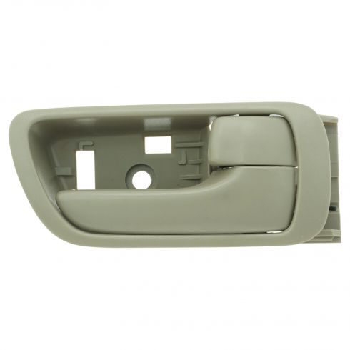 02-06 Toyota Camry Beige Inside Door Handle RF = RR
