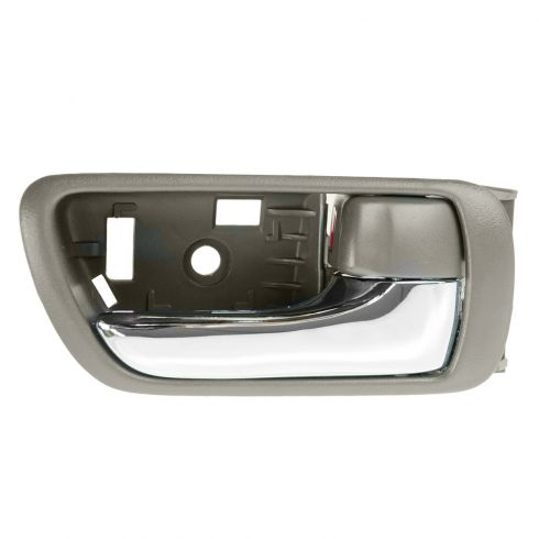 02-06 Toyota Camry Brown w/Chrome Lever Inside Door Handle RF = RR