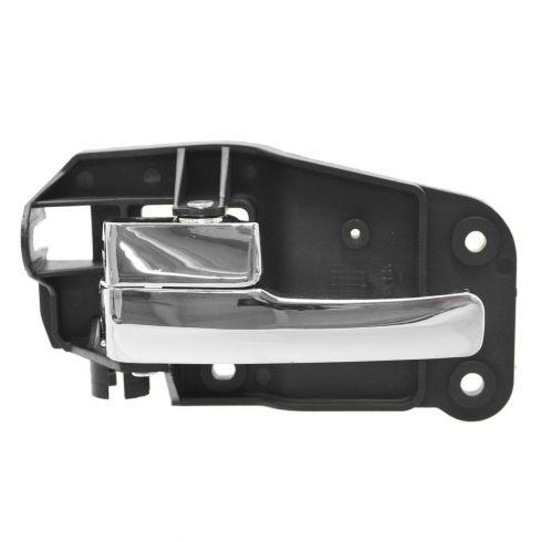 00-02 Lincoln LS Front Chrome Inside Door Handle LF