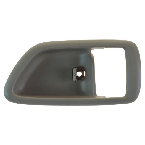 04-06 Toyota Tundra (Double Cab); 01-07 Sequoia; 00-04 Avalon Fawn Inside Door Handle Bezel LF=LR