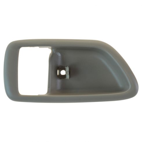 04-06 Toyota Tundra (Double Cab); 01-07 Sequoia; 00-04 Avalon Fawn Inside Door Handle Bezel RF=RR