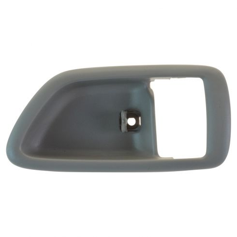 04-06 Toyota Tundra (Double Cab); 01-07 Sequoia; Charcoal Inside Door Handle Bezel LF=LR