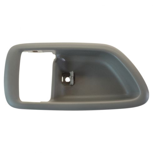 04-06 Toyota Tundra (Double Cab); 01-07 Sequoia; Charcoal Inside Door Handle Bezel RF=RR