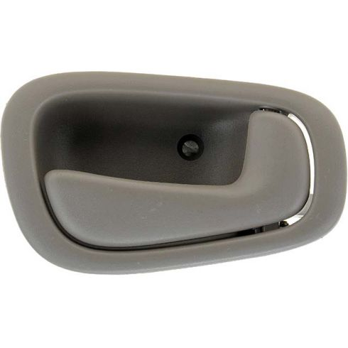 98-02 Corolla Prizm Door Handle Int Gray RF = RR (Dorman)
