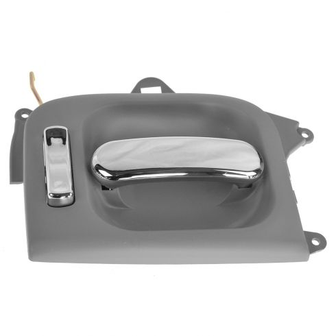 02-05 Kia Sedona Sliding Inner Gray Door Handle Assy RR (Kia)