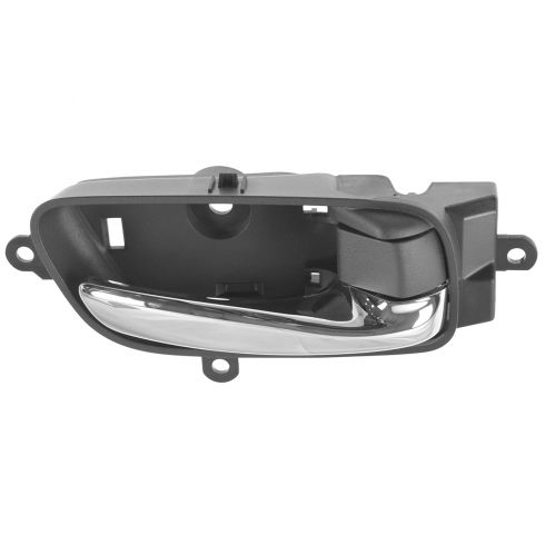 13-15 Nissan Altima, Pathfinder Front or Rear Door Chrome & Black Inside Door Handle RH (Nissan)