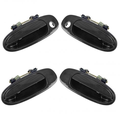 1993-97 Toyota Corolla Geo Prizm Exterior Door Handle Set