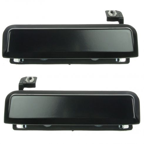 1979-93 Ford Mercury Escort Cougar Ranger Outside Door Handle Pair