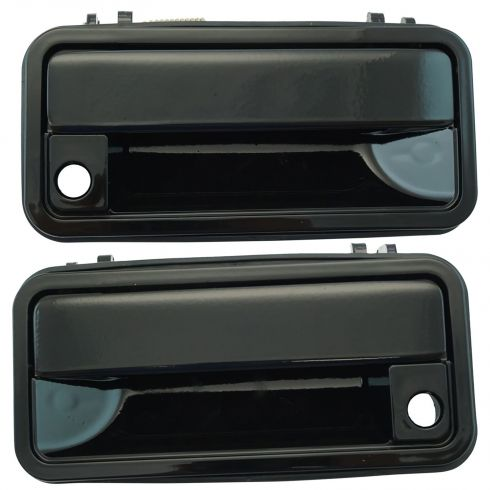 1988-94 Chevy GMC CK Series Pickup Blazer Yukon Suburban Outside Door Handle Pair